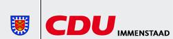 CDU Ortsverband Immenstaad Logo